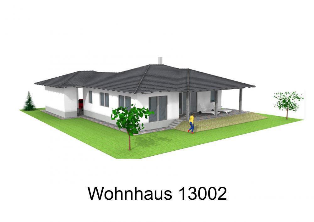 Rendering von Wohnhaus 13002