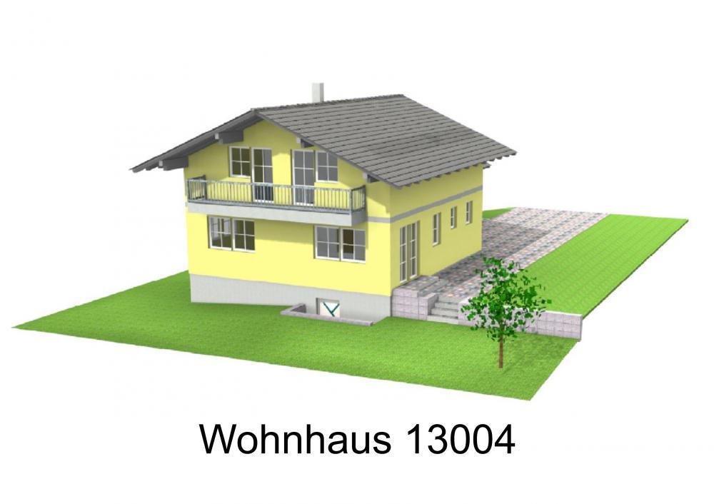 Rendering von Wohnhaus 13004