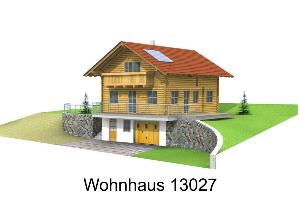 Rendering von Wohnhaus 13027