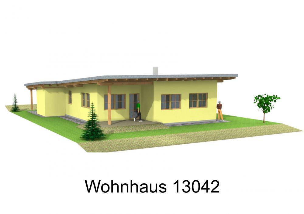 Rendering von Wohnhaus 13042