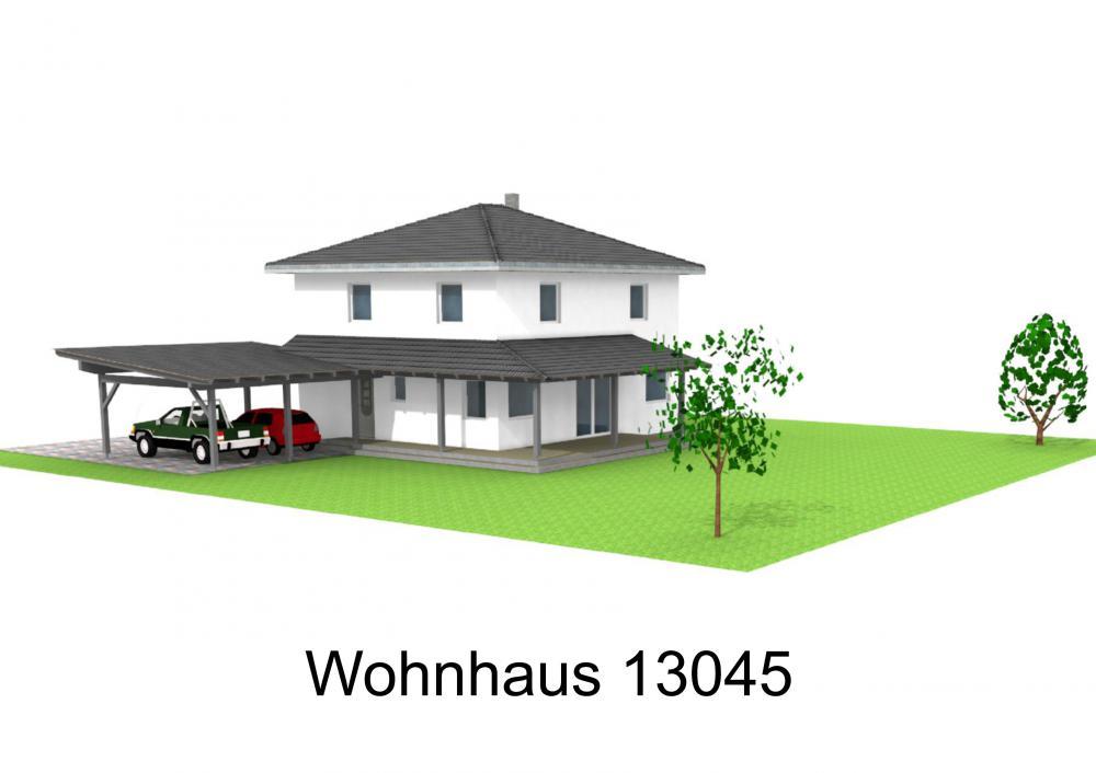Rendering von Wohnhaus 13045