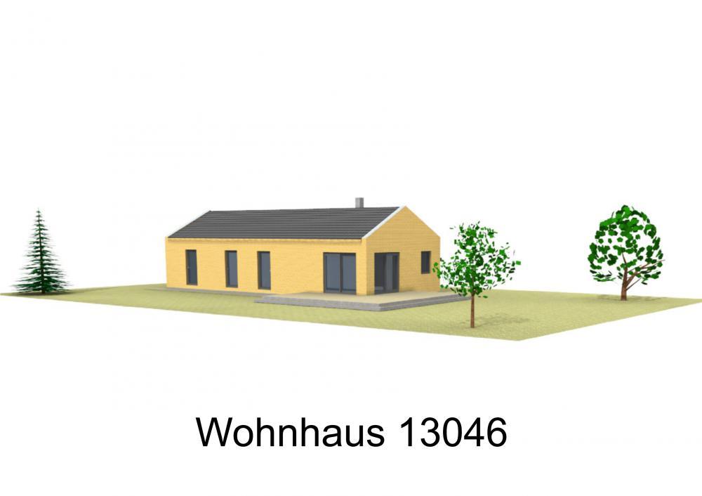 Rendering von Wohnhaus 13046