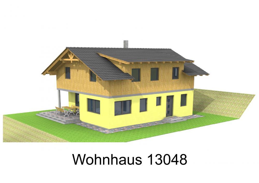 Rendering von Wohnhaus 13048