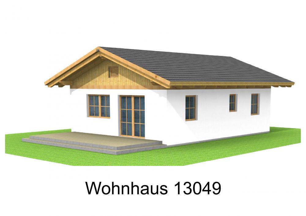 Rendering von Wohnhaus 13049