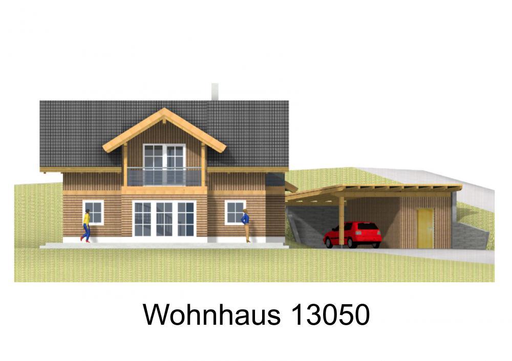 Rendering von Wohnhaus 13050